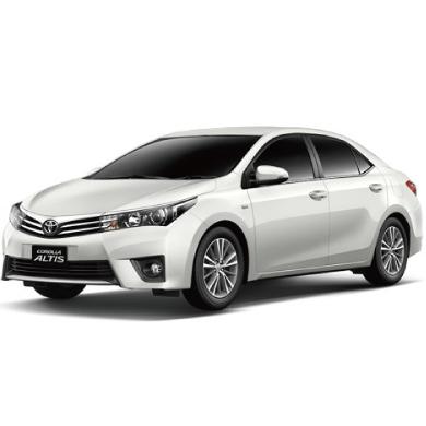 Toyota Altis-台中火車站租機車推薦