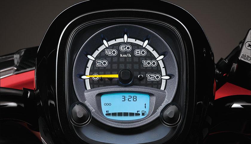 多功能液晶碼表-運通-台中火車站租機車