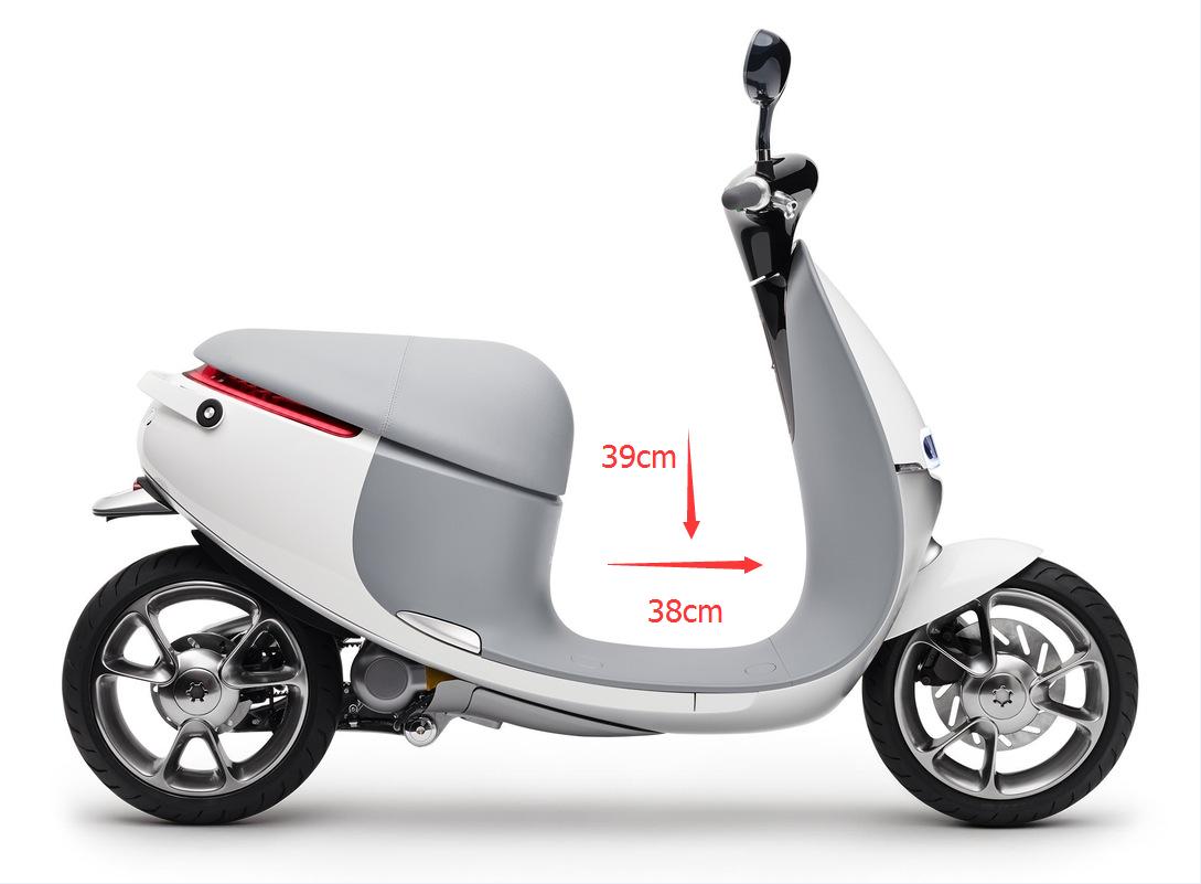 GOGORO腳踏板-台中火車站租機車推薦