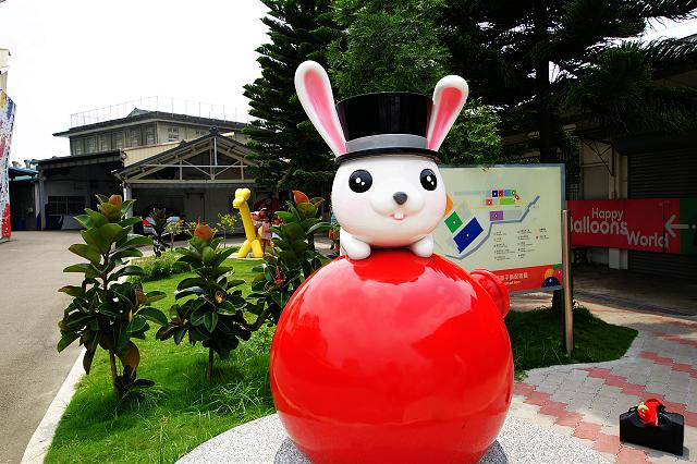氣球博物館-台中火車站租機車