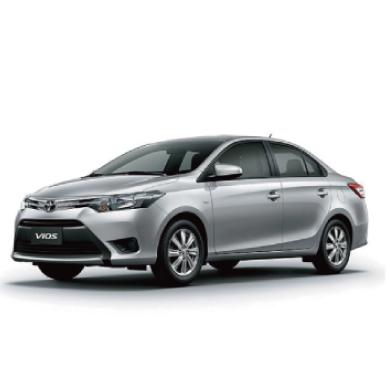 Toyota Vios-台中火車站租機車推薦